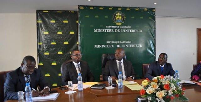 Révision des listes électorales au Gabon