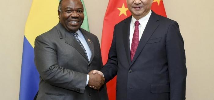 La Chine et le Gabon signent des nouveaux accords de financement à Johannesburg