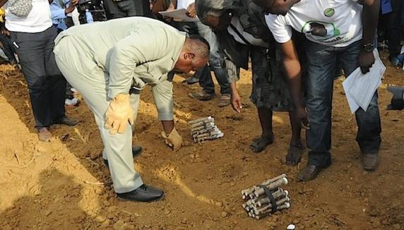Le programme GRAINE Ogooué-Lolo a été lancé par Ali Bongo Ondimba