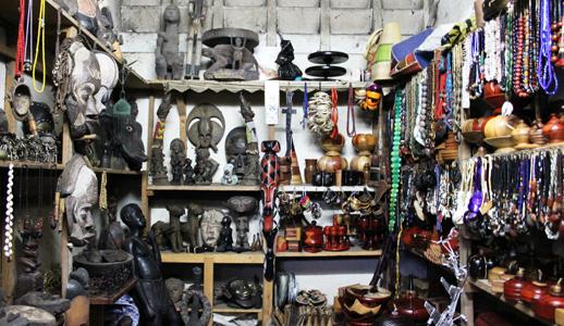 Ouverture d'un marché de Noël à Libreville pour promouvoir l'artisanat gabonais