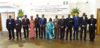 Le Gabon au coeur de la lutte régionale contre la corruption