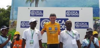 Le français Adrien Petit, champion de la 11e édition de La Tropicale Amissa Bongo