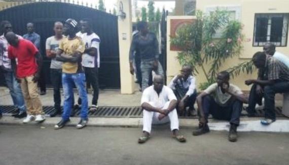 26 Ivoiriens en situation irrégulière de retour à Abidjan