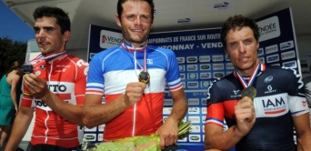 Cyclisme : le champion de France s'invite au Gabon