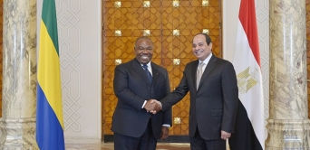 Signature d'accords multiples entre le Gabon et l'Egypte