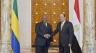 Signature d'accords multiples entre le Gabon et l'Egypte