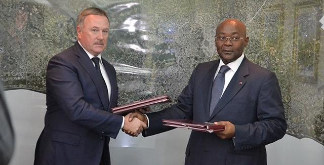 Accord Gabon-Russie dans lutte contre les stupéfiants