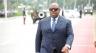 Ali Bongo en visite en Egypte