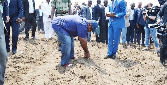 Lancement du programme Graine dans le Haut-Ogooué