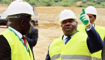 Ali Bongo annonce 20.000 emplois par an et poursuite de la dynamique de développement