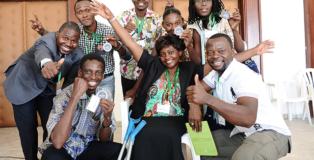 Junior Achievement Gabon ouvre le 1er « Startup Weekend »