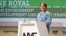 Ségolène Royal en visite à Libreville