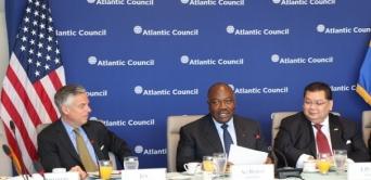 Ali Bongo Ondimba à Washington Sommet sur la sécurité nucléaire