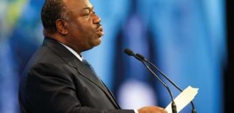 Ali Bongo, avocat de l'urgence climatique en Afrique