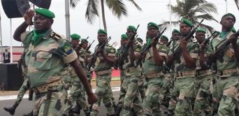 450 soldats gabonais prêts à rejoindre la MINUSCA en Centrafrique
