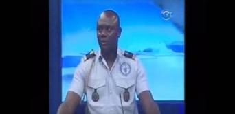 « Je suis foutu », la bourde du lieutenant Moussodji qui fait le buzz