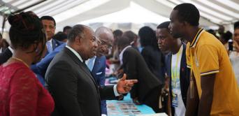 La Fête nationale de la jeunesse à Libreville