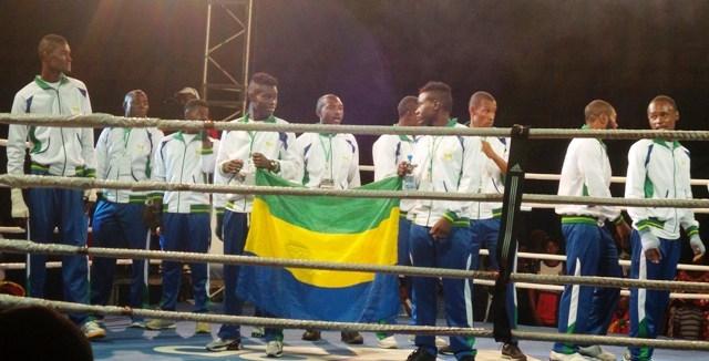 Kick boxing : le Gabon frappe fort aux premiers championnats d'Afrique