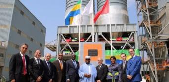 CIMAF Gabon se dote d'une nouvelle cimenterie à Owendo