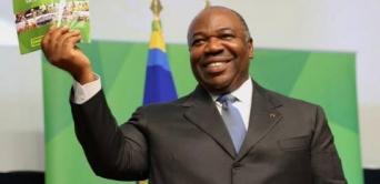 Ali Bongo, candidat à sa propre succession