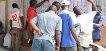 Remise de la liste électorale à la CENAP