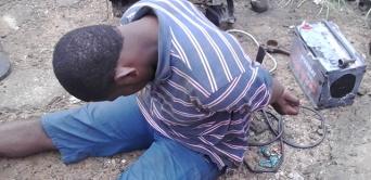 Gabon Telecom face au vol de batteries