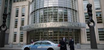 Samuel Mebiame, fils d'un ancien Premier ministre gabonais, arrêté à New York