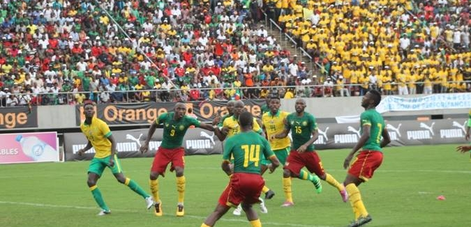 Football : match amical entre le Gabon et le Cameroun le 6 septembre