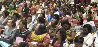 Les femmes gabonaises à l'honneur de la Journée de l'Afrique