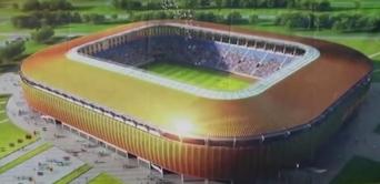 CAN 2017 : le stade Omnisports Omar Bongo disqualifié