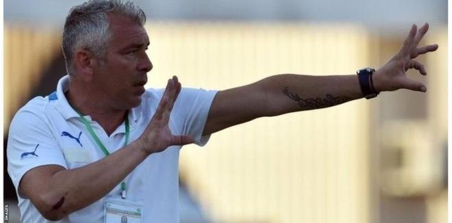 Jorge Costa suspendu de ses fonctions
