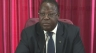 Emmanuel Issozé-Ngondet obtient le vote de confiance du parlement