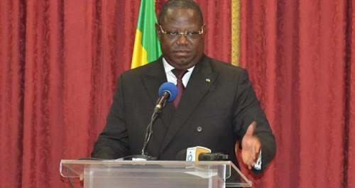 Rapprochement entre le Gabon en le FMI
