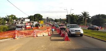 Renforcement du contrôle de la sécurité routière à Libreville