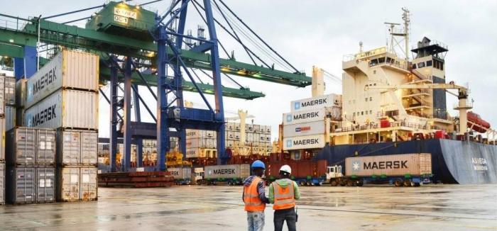 Le Gabon inaugure le nouveau port international d'Owendo
