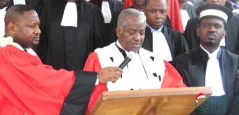 Fin de la grève des magistrats après le départ de Francis Nkea Ndzigue