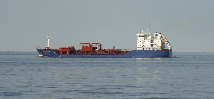 Un bateau-citerne joue avec les douanes gabonaises