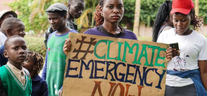 Les femmes sont la clé pour résoudre la crise climatique, selon une militante écologiste ougandaise