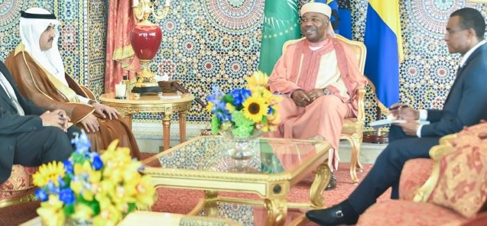 L''ambassadeur saoudien au Gabon favorise la coopération entre son pays, le Gabon et le Congo