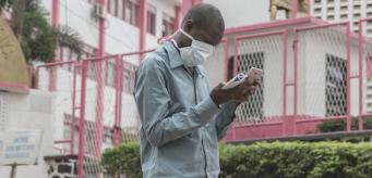 Premiers cas de coronavirus signalés au Kenya, au Ghana et au Gabon